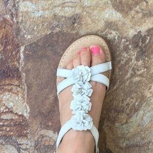 Born size 8 sandals